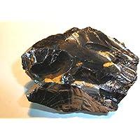 Boviswert Edel SCHUNGIT, seltene große Brocken, 113,70g, 7x5x4cm, schön und kraftvoll, aus Karelien, mit Zertifikat! preisvergleich bei billige-tabletten.eu