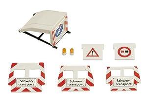 Busch 49965  - Kit de Accesorios para los vehículos Pesados   de Transporte de escolta