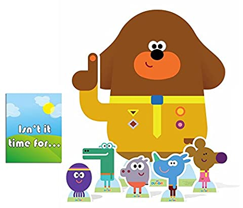 Fan Pack - Hey Duggee with The Squirrel Club Lifesized