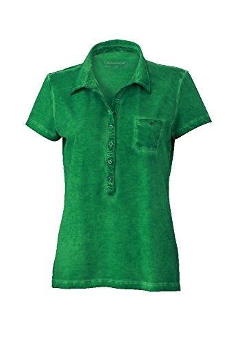 "Damen Jersey Polo ""Gipsy"" JN 987 fern green XXL"
