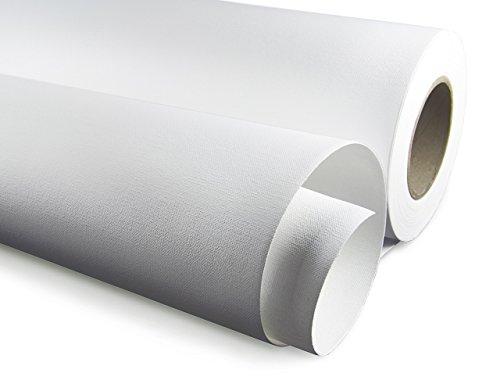 "Fine Art Canvas matt   Inkjet Leinwand 380M   100% Baumwolle, 44"" x 18m"