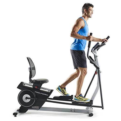 Proform Hybrid Trainer Elliptical Cross Trainer & Recumbent Bike