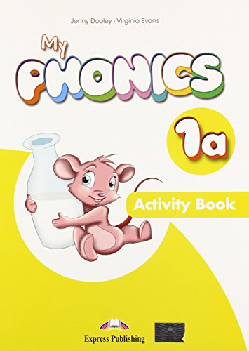 My Phonics 1a Activity Pack