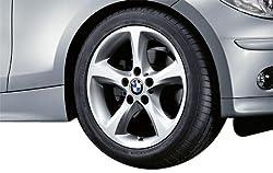 BMW Genuine 7Jx17 Star-Spoke 256 Front Alloy Wheel Rim (36 11 6 778 219)