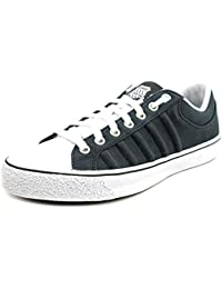 K-Swiss Gstaad S - Zapatillas unisex, color negro, Crystal Black White, 3