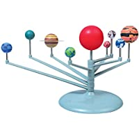 Planetas Modelos del Rompecabezas del Juguete Montaje Sistema Solar Planetario Modelo DIY Conjunto de Juguete astronómicos Juguetes para Niños