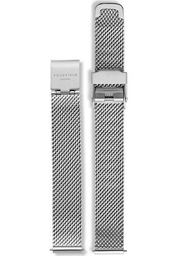 Rosefield Damen Edelstahl Uhrenarmband 26SI-S159