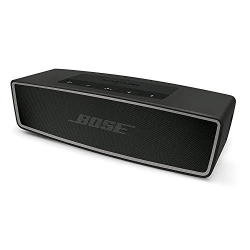 Bose SoundLink Mini II Wireless Bluetooth Speakers (Carbon)