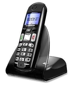 SAGEM DESIGNER PHONE BLACK D380A