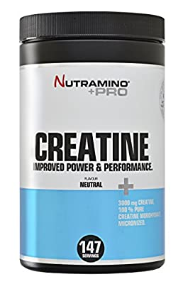 Nutramino +Pro Creatine Supplement, 0.5 Kg from Nutramino