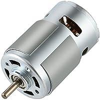 Juego de alta velocidad eléctrico del rodamiento de bolitas del motor de 775 DC12V-24V 3500-9000rpm