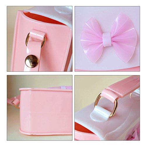 Milya Adorabile Dea Bag Borsa A Tracolla Per Bambini Borsa Principessa Per Bambini Rosa