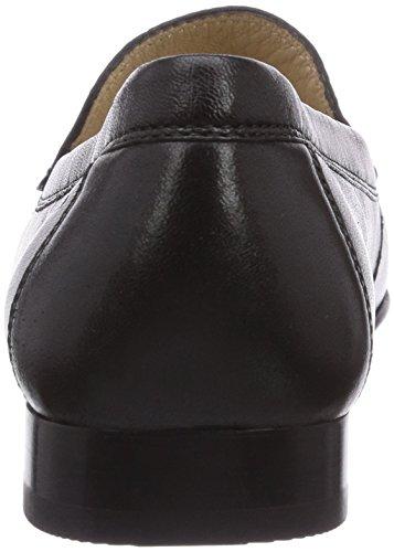Sioux  Campina, Mocassins (loafers) femme Noir (Schwarz)