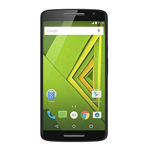 Motorola Moto X Play 4G Smartphone, entsperrt, 14 cm (5,5 Zoll) Display, 16 GB, Android 5.1 Lollipop, Dual-Nano-SIM