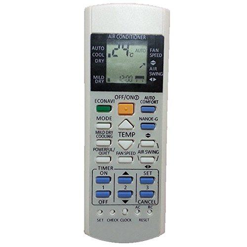 Aircond télécommande de remplacement pour Panasonic Inverter Aircon Air Cond