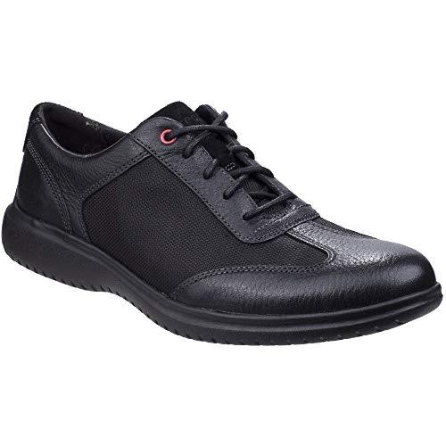 Rockport Herren Dressports II Fast Schuhe Halbschuhe Schwarz 40,5