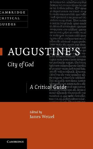 Augustine's City of God Hardback (Cambridge Critical Guides) por Wetzel