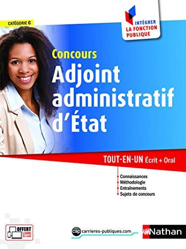 Concours Adjoint administratif d'État par Stéphane Gachet, Philippe Margenti, Laurent Barnet, Danièle Bon