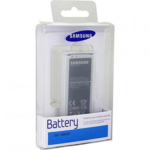Deji Samsung Battery EB-BG800BBE 2100mAh 3.85v for Samsung Galaxy S5 Mini G800 NFC - G800F - SM-G800