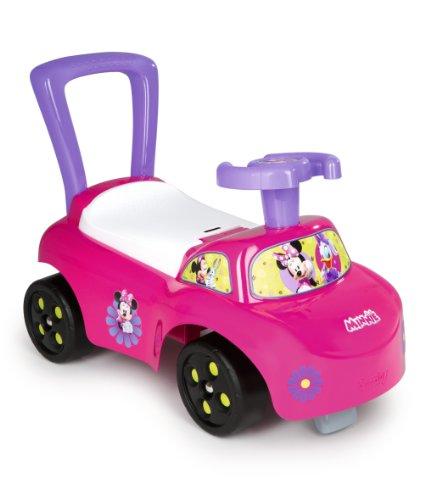 Smoby Toys, 443011, Minnie, Porteur Enfant Auto