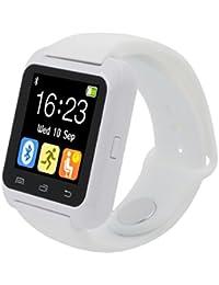 Malloom Bluetooth Smart Wrist Watch podómetro salud para iphone LG Samsung teléfono