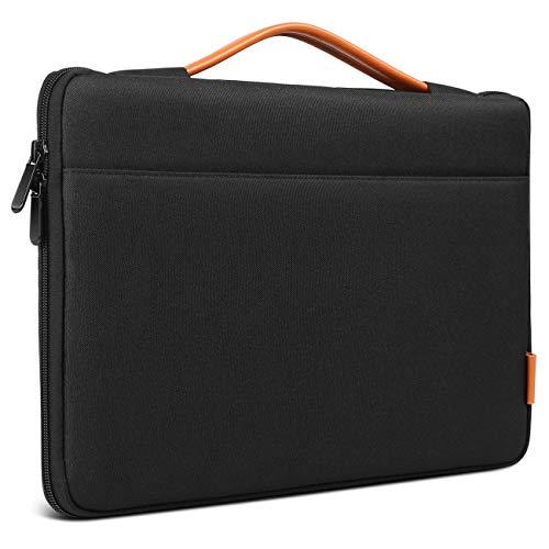 Inateck 14-14,1 Zoll Sleeve Hülle Ultrabook Laptop Tasche, Kompatibel mit 15'' MacBook Pro 2016-2018 und 14