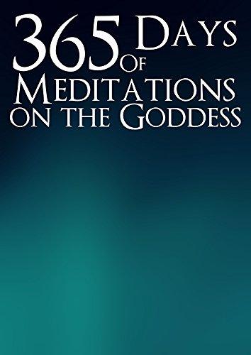 365 Days of Meditations on the Goddess (English Edition)