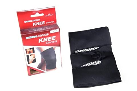 HealthPanion 1 Set of Natural Heating Knee Protector/supporter