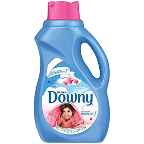Ultra Downy Liquid Fabric Softner Concentrated Fresh Scent 34 Oz by Procter And Gamble