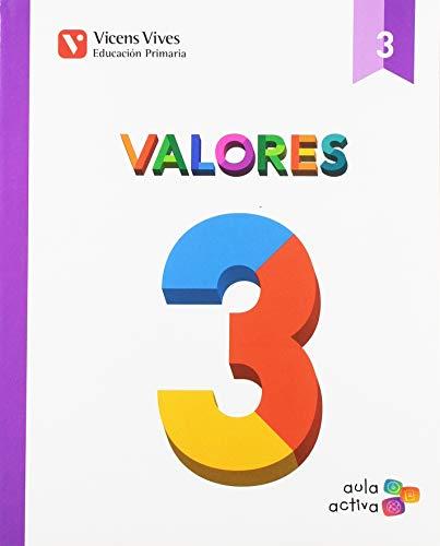 Valores 3 (aula activa) andalucia: 000001