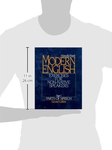 Modern English: Parts of Speech: Exercises for Non-native Speakers: Parts of Speech Bk.1