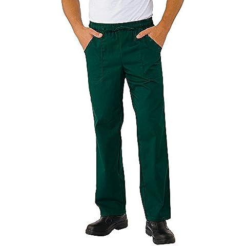 Isacco-Pantaloni da cucina Verdone