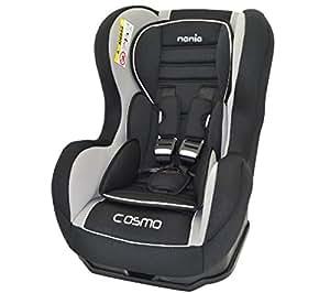 Nania Siege Auto de la Naissance à 18 kg Cosmo SP Luxe Agora Black