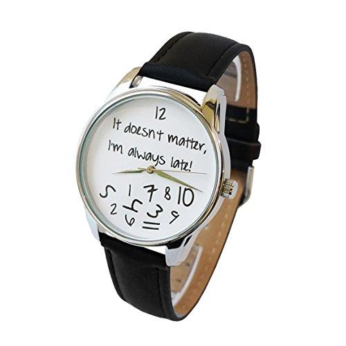 orologio-street-style-cinturino-in-pelle-nero-sono-sempre-tardi-bianco