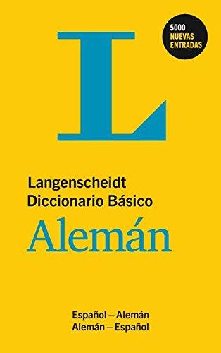 Diccionario Básico Alemán-Español