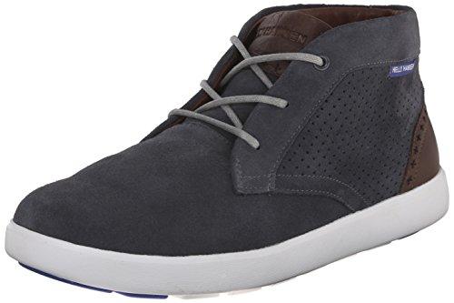 Helly Hansen Vigeland, Chaussures de Sport Homme Multicolore - Gris / Marrón