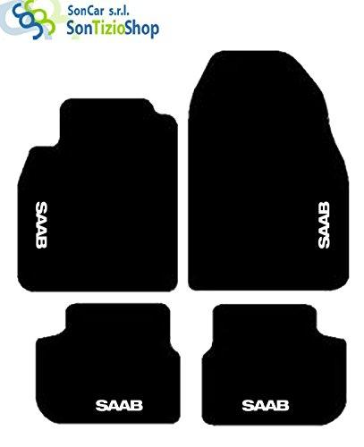 tappeti-neri-per-auto-set-completo-di-tappetini-artigianali-in-moquette-e-su-misura-per-saab-93-dal-