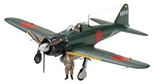Tamiya - 60318 - Maquette - Aviation - Mitsubishi A6m5