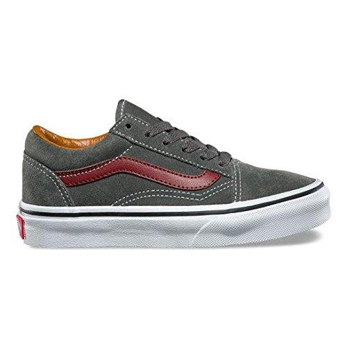 Vans Sneaker UY Old Skool V Suede Gunme Junior