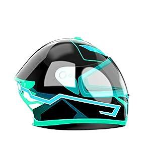 Helm Aufkleber Motorrad Deine Auto Teilede