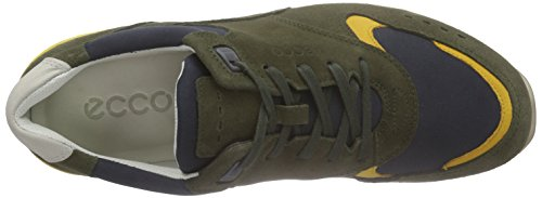Ecco Cs14, Baskets Basses Homme Multicolore (GRAPE LEAF/MARINE59976)