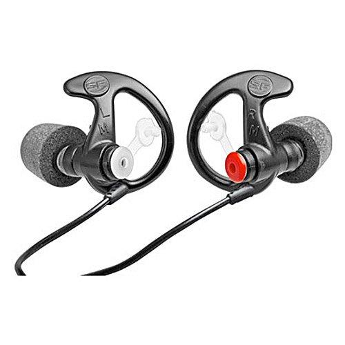 Surefire EarPro EP7 Sonic Defenders Ear Defenders Large Black