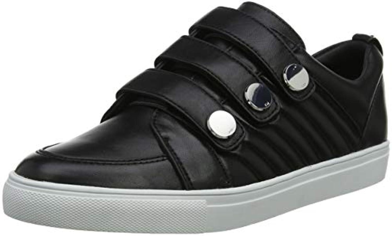 KAREN MILLEN Fashions Limited Sporty Leather scarpe da ginnastica, scarpe da ginnastica Donna | Numeroso Nella Varietà  | Scolaro/Ragazze Scarpa