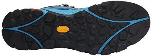 Merrell - Capra Mid Sport Gtx, Scarpe da escursionismo Uomo Blu (Blu (Blue))