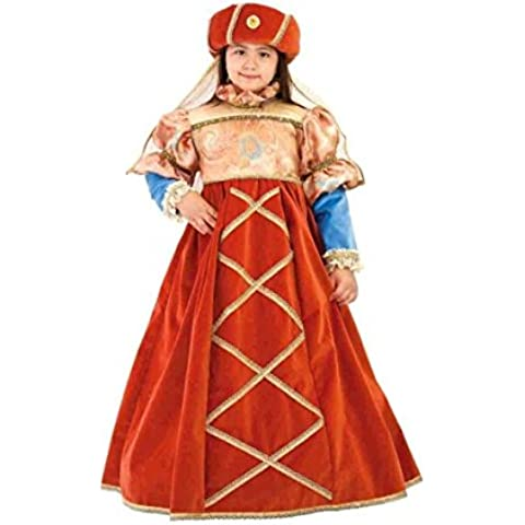 Erregi - Costume Giulietta Royal Tg. Iii - 3 Anni