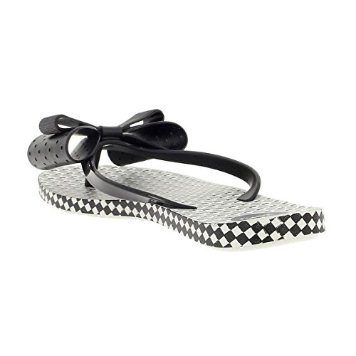 Tongs Zaxy Fresh Noir Noir