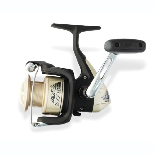 Shimano Angelrolle AX Spin Reel 1 im Test