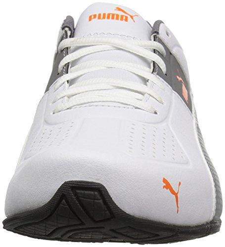 Puma Mens Cell Surin 2.0 FM Sneaker Puma White/Puma Silver