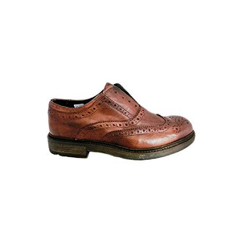 Scarpe sneaker uomo Exton made in italy an68 Testa di Moro (42)