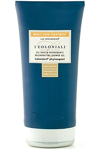I Coloniali Men's skin gel doccia rigenerante 75 ml